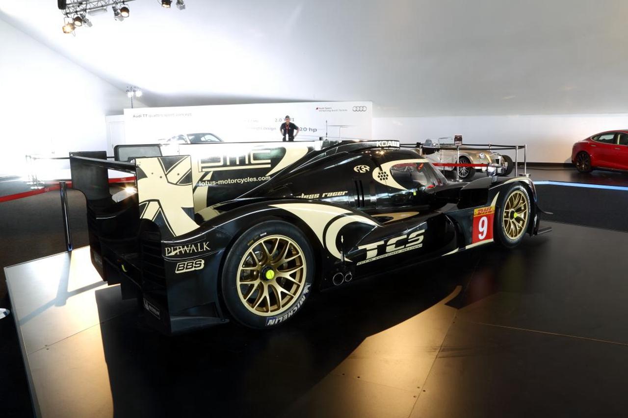 路特斯LMP于2014年发布的P1/01赛车