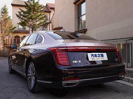 配置全面/技术领先 王垠解读中国品牌豪华轿车红旗H9